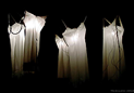 installation robes lumineuses Piet.sO